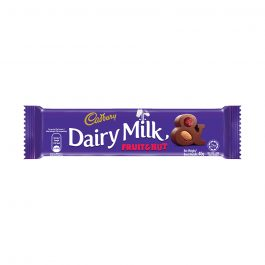 Cadbury Dairy Milk Fruit & Nut 40g – 616132