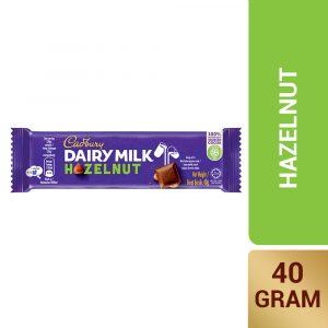 Cadbury Dairy Milk Hazelnut 40g – 616131