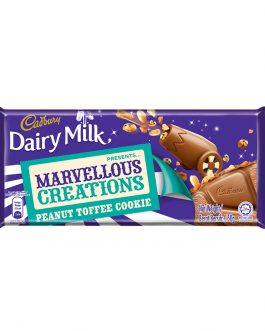 Cadbury Dairy Milk Chocolate Marvellous Creations Peanut Toffee Cookie 150g-4049507