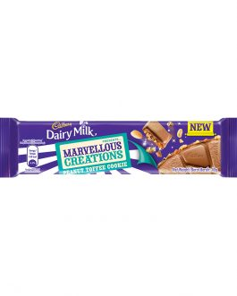 Cadbury Dairy Milk Chocolate Marvellous Creations Peanut Toffee Cookie 40g-322582