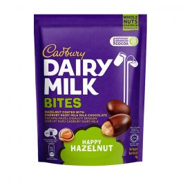 Cadbury Dairy Milk Happy Hazelnut Bites 50g – 4260329