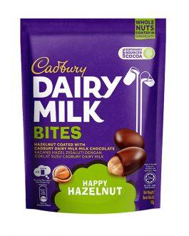 Cadbury Dairy Milk Happy Hazelnut Bites 50g – 4260329