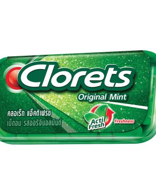 Clorets Acti Fresh Original Mint Candy 14G – 4053940
