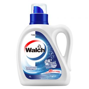 Walch 1000ml Antibacterial Laundry Detergent – Original/ Pine
