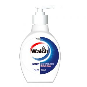 Walch Hand Sanitiser 250ml Protect Yourself Anywhere