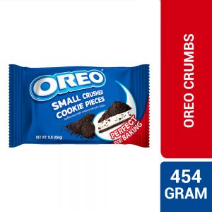 Oreo Crumbs Small Crushed Cookies Pieces 454g – 847523