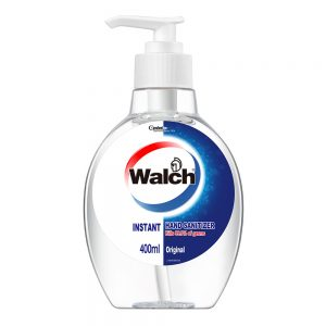 Walch Hand Sanitiser 400ml Protect Yourself Anywhere