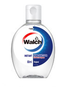 Walch Hand Sanitiser 80ml Protect Yourself Anywhere