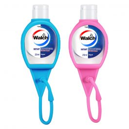 Walch Instant Hand Sanitizer with Blue Casing/ Pink Casing 20ml