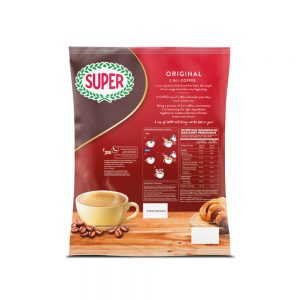 Super Coffee Regular 3 in 1 – 100's
