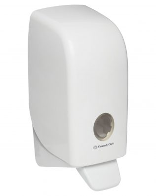 Aquarius™ Skin Care Dispenser 69480 – White, 1 Ltr