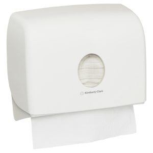 Aquarius™ Multifold Hand Towel Dispenser Single 70220 – White