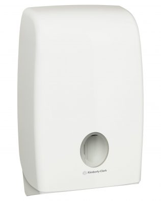 Aquarius™ Multifold Hand Towel Dispenser Double 70230 – White
