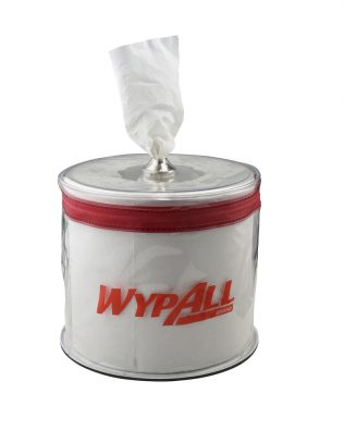 WypAll® Tabletop Dispenser 26300 – Clear 1 x 1 unit