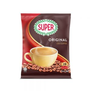 SUPER Original 3in1 Instant Coffee – 28 sachets