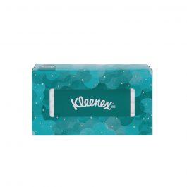 Kleenex® Facial Tissues Flat 17561 - White, (1 Box x 75 sheets) & 2 ply