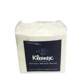 Kleenex® Luncheon Napkin 78411 – White, (1 pack x 125 sheets) & 2 ply