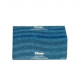 Kleenex® Cocktail Napkin 78391 – White, (1pack x 250 sheets) & 2 ply