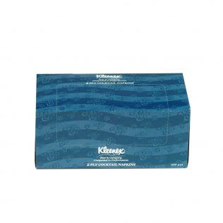 Kleenex® Cocktail Napkin 78391 - White, (1pack x 250 sheets) & 2 ply