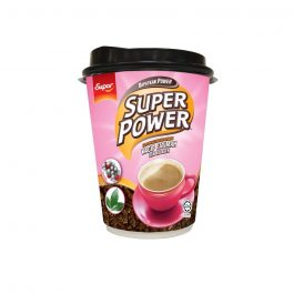 SUPER Power 5in1 Coffee with Kacip Fatimah and Collagen Ready-to-go Cup 22G – 1674960