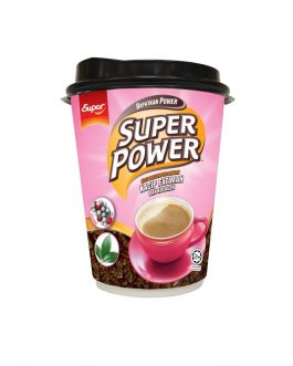 SUPER Power 5in1 Coffee with Kacip Fatimah and Collagen Ready-to-go Cup