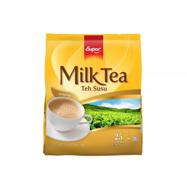 SUPER MILK TEA (20g x 25's)