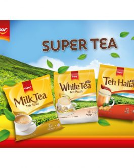 SUPER WHITE TEA (36g x 12 sachets)