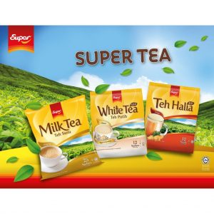 SUPER MILK TEA (20g x 25's)