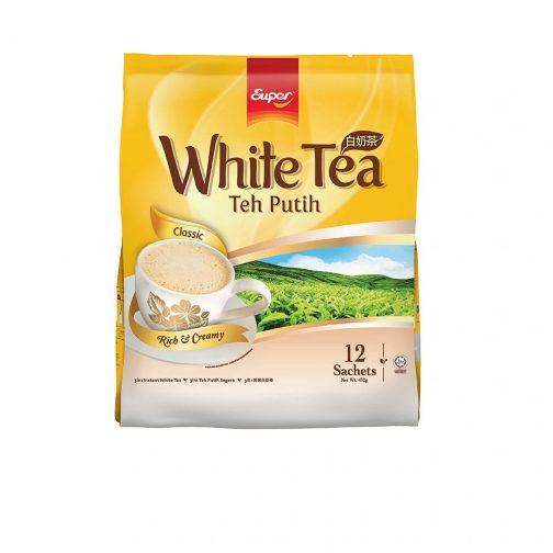 SUPER WHITE TEA (36g x 12 sachets)
