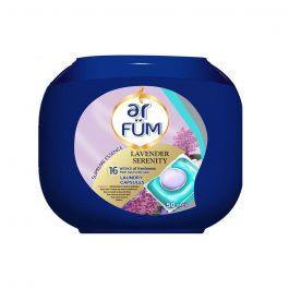 ar FÜM Laundry Capsules Lavender Serenity 12g*42+8pc