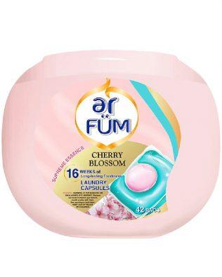 ar FÜM Laundry Capsules Cherry Blossoms 12g*42pcs [Limited Edition]
