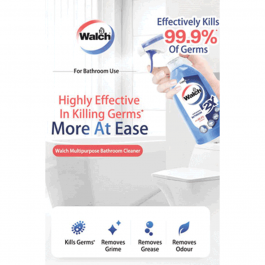Walch Multi-purpose Cleaner Bathroom 500ml