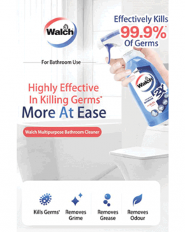 Walch Multi-purpose Cleaner Bathroom 500ml