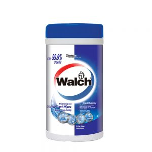 Walch Multi-Purpose Disinfectant Wipes High Efficacy 75pcs