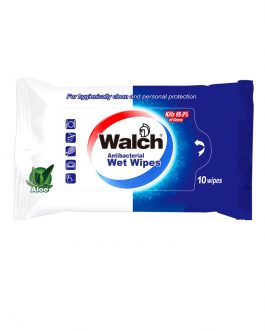 Walch Antibacterial Wet Wipes – Aloe