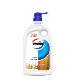 Walch Anti-bacterial Body Wash(Classic)1L