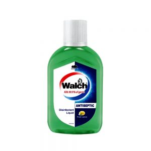 Walch Antiseptic Disinfectant Fresh Lemon 330ml