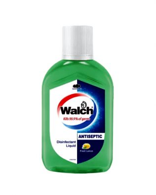 Walch Antiseptic Disinfectant Fresh Lemon 330ml