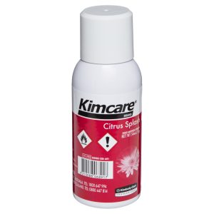 "Kimcare™ Micromist™ ""Citrus Splash"" Fragrance Refill 06891, One 54ml Can"