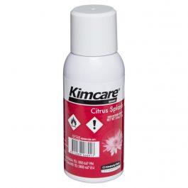 "Kimcare™ Micromist™ ""Citrus Splash"" Fragrance Refill 06891, One 54ml Can"