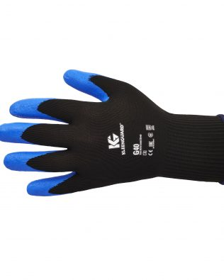 KleenGuard™ G40 Foam Coated Hand Specific Gloves 40227  – Black,  L/9,  1×12 pairs (24 gloves)