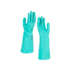 KleenGuard™ G80 Chemical Resistant Hand Specific Gloves 94447 – Green,  L/9,  1×12 pairs (24 gloves)