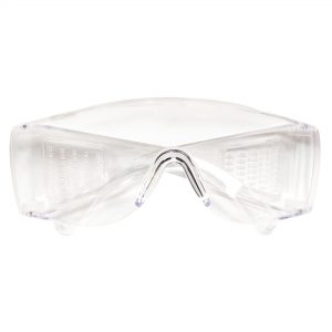 KleenGuard™ V10 Unispec Eyewear 16727 – 50 x clear Lens, universal glasses