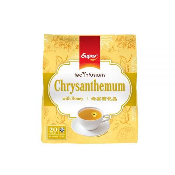 SUPER TEA INFUSION Honey Chrysanthemum Tea (18g x 20sachets)