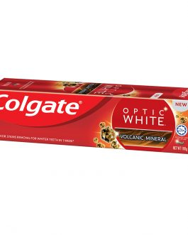 Colgate Optic White Volcanic Whitening Toothpaste 100g