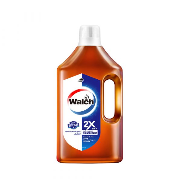 Walch Multi-purpose Disinfectant(2X) - 1.6L