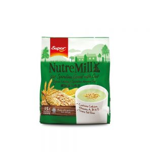 SUPER NUTREMILL 5in1 Spirulina with Oat (35g x 15's)