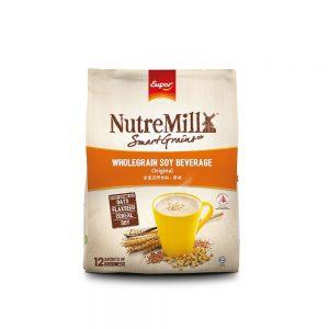 SUPER NUTREMILL SmartGrains WholeGrain Soy Beverage – Original