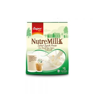 SUPER NUTREMILL SoyMilk Powder (35g x 15's)
