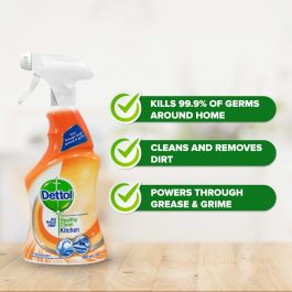 Dettol Trigger Kitchen Spray 500ml